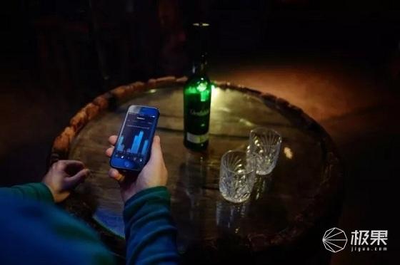 醉前报警,NFC智能酒瓶盖管住酒鬼的嘴!