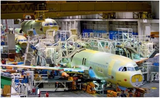 美国洛马公司利用数字孪生提速F-35战斗机生产