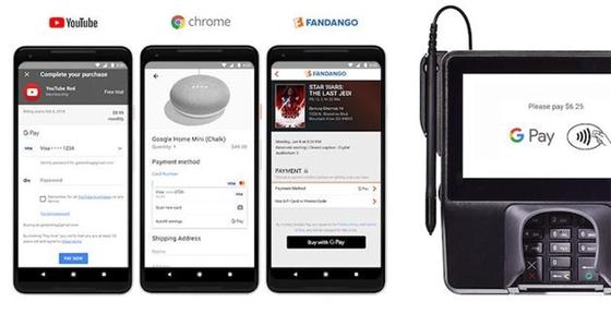 谷歌整合新支付平台,Android Pay将下线