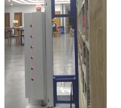 RFID图书馆盘点机器人