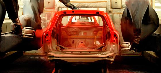 康芬戴斯UHF标签助力沃尔沃汽车实现200万辆汽车智能制造