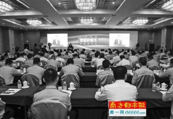 广东将对视频监控、停车场等感知终端建立数据采集规范