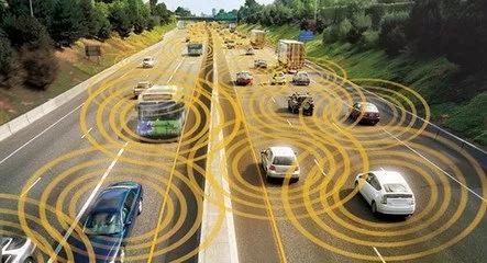 车联网技术及其在交通管理中的应用