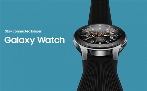 Galaxy Watch不支持MST,但能通过NFC完成Samsung Pay