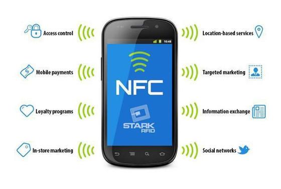 一直在使用二维码支付?你听说过NFC支付吗?