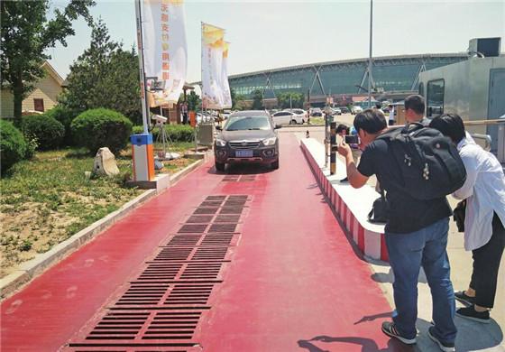 ETC停车场将落户济南市区:通行速度超快 利于统一标准