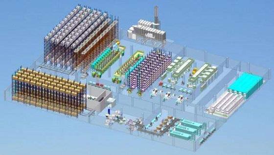 未来智能深圳印刷工厂的样子
