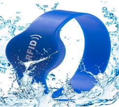智能腕带硅胶塑胶防水