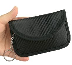 碳纤维汽车钥匙屏蔽袋