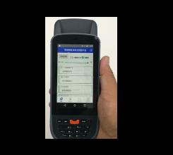 2.4G远距离读卡手持机