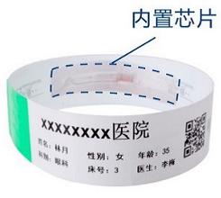 医用RFID打印腕带(超高频)