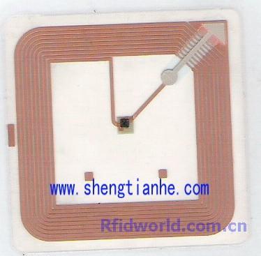 13.56 MHz 电子标签 PET