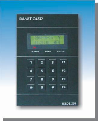 IC卡门禁考勤机