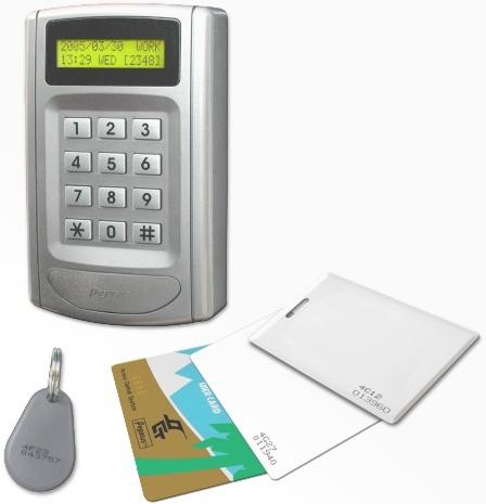 非接触式ID卡/IC卡 智慧型多功能门禁考勤机