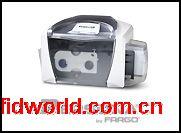 总代销售FARGO C30彩色人像证卡打印机