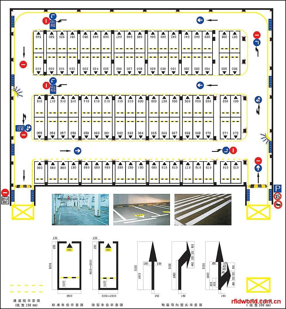 停车场设施规划