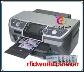 证卡打印R390
