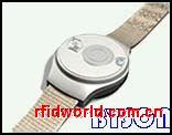 有源电子标签 (表状带按钮)