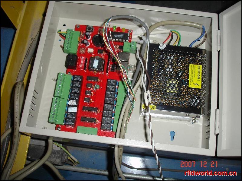 物业电梯IC卡系统