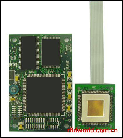 C801指纹采集模块/指纹识别模块