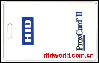 125K低频HID卡(薄卡\厚卡\钥匙扣卡)