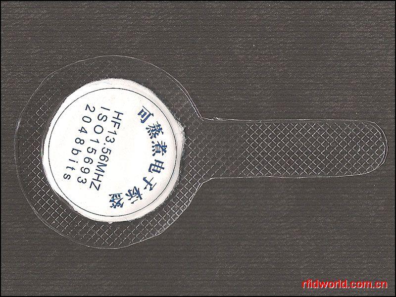 耐高温可蒸煮电子标签