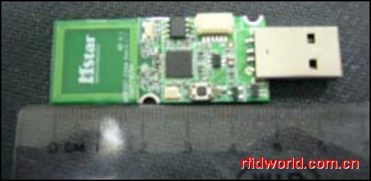 HF RFID reader IC(NFC)
