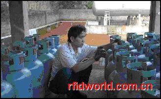 液化气瓶管理系统