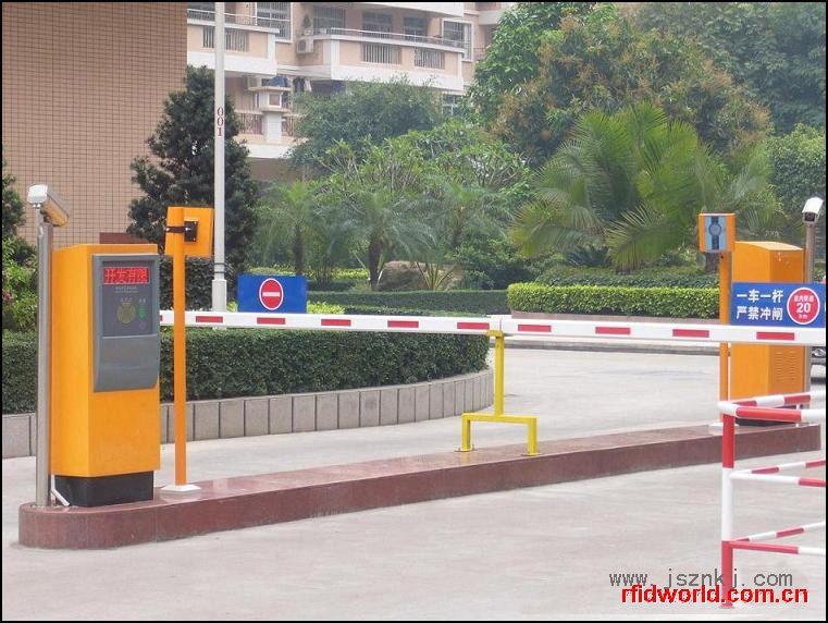 综合型远距离停车场系统