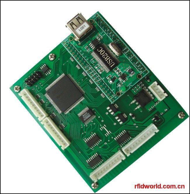 多通道USB2.0数据采集板DTE0802
