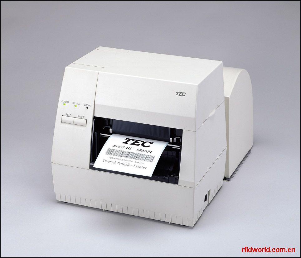 东芝 b-452ts条码打印机