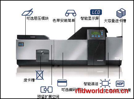 热升华证卡打印机-HDP600