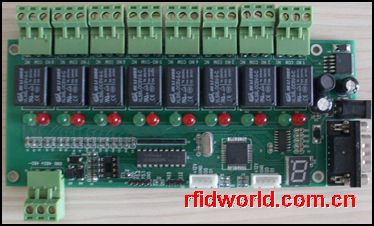 8路继电器控制板