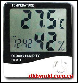 温湿度传感器采集模块