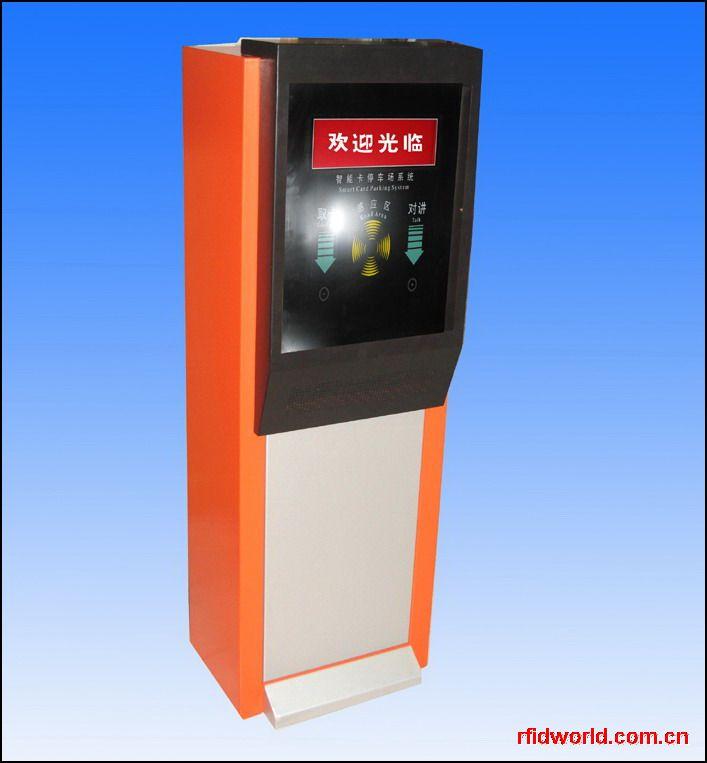 河南郑州停车场系统