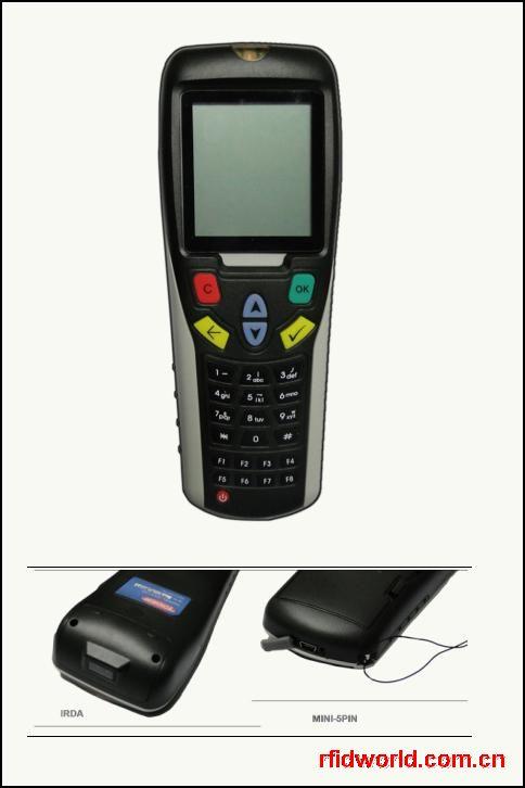 MIFARE手持机